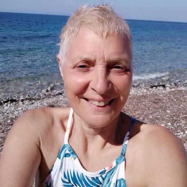 Heike Strombach, Rebirthing Breathwork Master